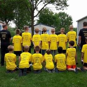 Voetbal shirts JO13-1 VV Ruurlo
