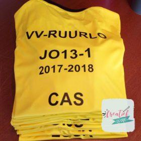 Shirts JO13-1 VV Ruurlo spelers