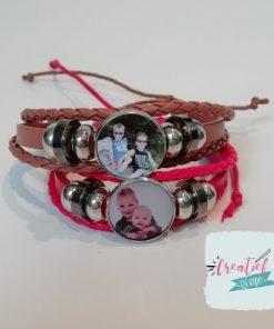 foto armbanden met eigen fotos