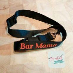 keycord met naam, Bar mama