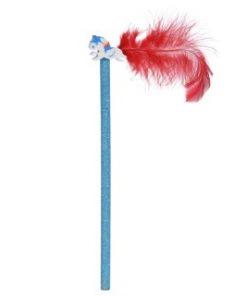 potlood eenhoorn blauw