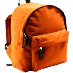 rugtas kind oranje