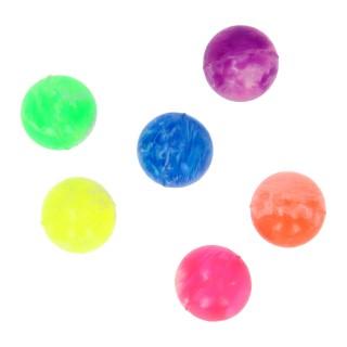 stuiterbal neon in felle kleuren