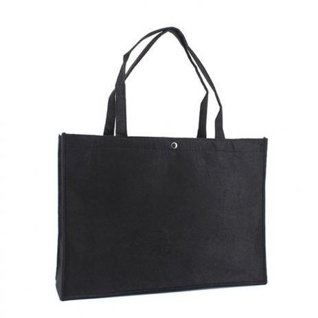 vilten tas zwart XL