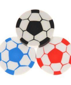 voetbal gum gekleurd
