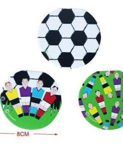 voetbal notitieboekjes, voetbal traktatie,