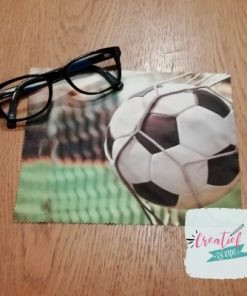 brillendoekje voetbal, bril Lucas