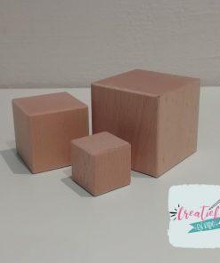 houten naamblokken mini, midi en XL