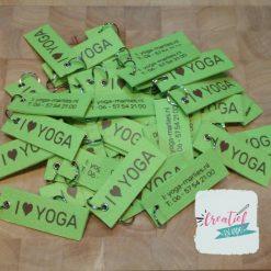 sleutelhangers yoga marlies