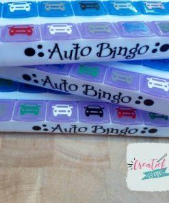 auto bingo auto's
