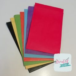 papieren cadeau zakjes, papieren traktatie zakjes