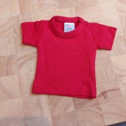 mini shirtje rood blanco