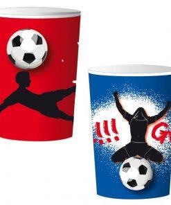 voetbal beker, beker goal