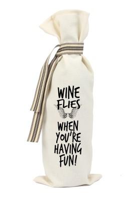 wijn sakkie, Wine flies