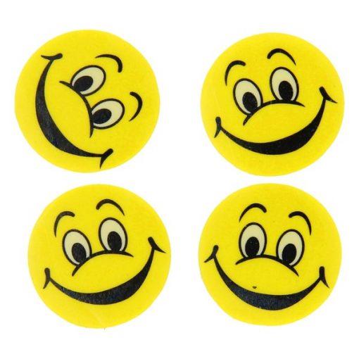 gezicht gum geel, smile traktatie