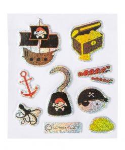 piraten stickervel