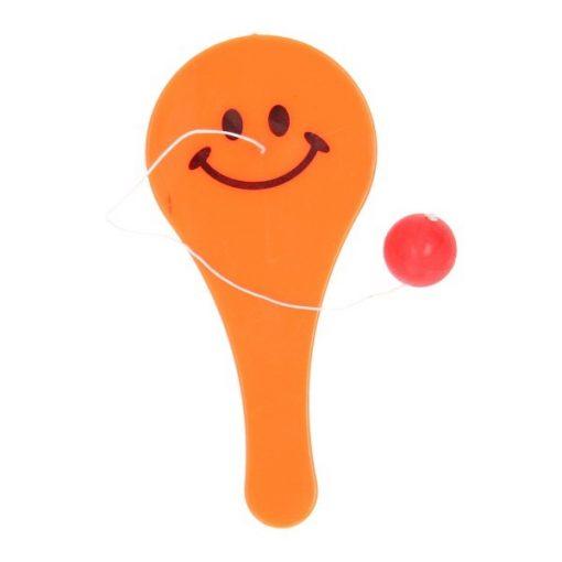 tapbal gezicht oranje, uitdeelkadootjes