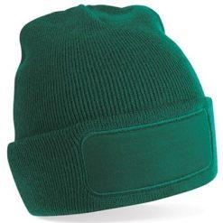 beanie muts groen