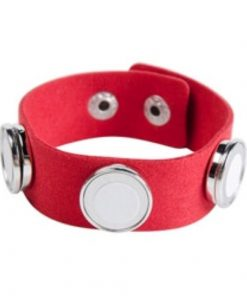 foto armband rood 3 foto's