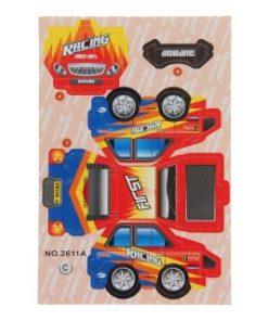 3d race auto rood