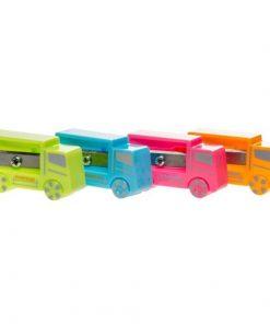puntenslijper truck