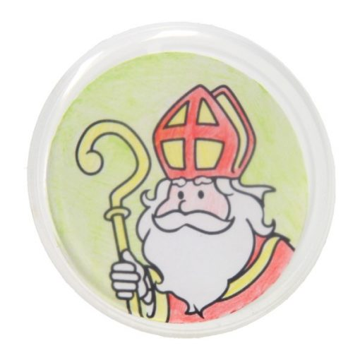 Sinterklaas button, DIY creatief