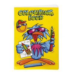 kleurboekje A6, kleurboekje uitdeelkadootje,