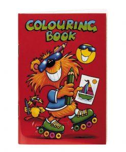 kleurboekje A6, uitdeelkadootjes kleurboekje