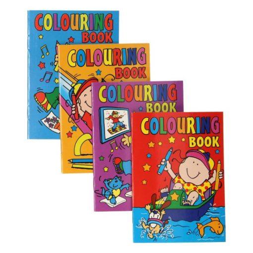 kleurboekje compact, kleurboek traktatie, uitdeelkadootje