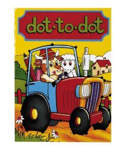 kleurboekje dot to dot, kleurboekje verbind de cijfers, uitdeelkadootjes