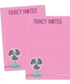 notitieblok fancy notes, studio schatkist