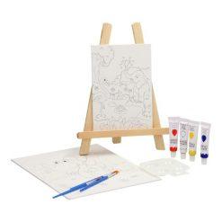 kinder schilderset, schilderen kind, schilderset kind, schildersezel