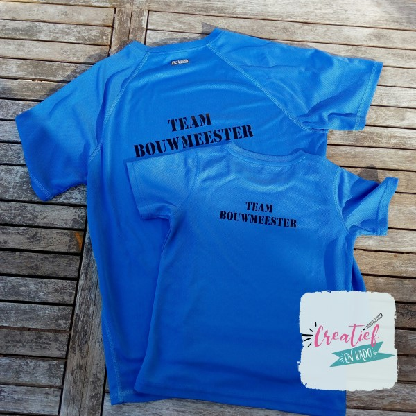 shirts Team Bouwmeester