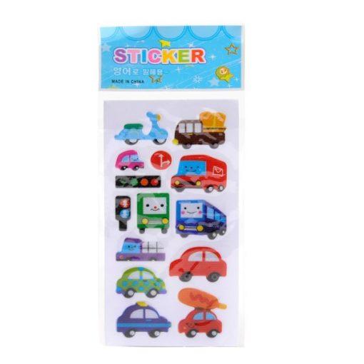 voertuigen stickers