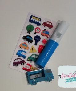 voertuigen mini traktatie