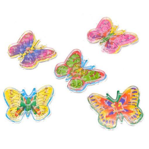 vlinder geduldspel, vlinder traktatie, vlinder uitdeelkadootjes