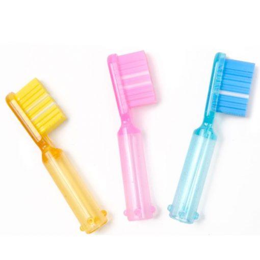 tandenborstel gum, gum gekleurd, tanden traktatie, uitdeelkadootje