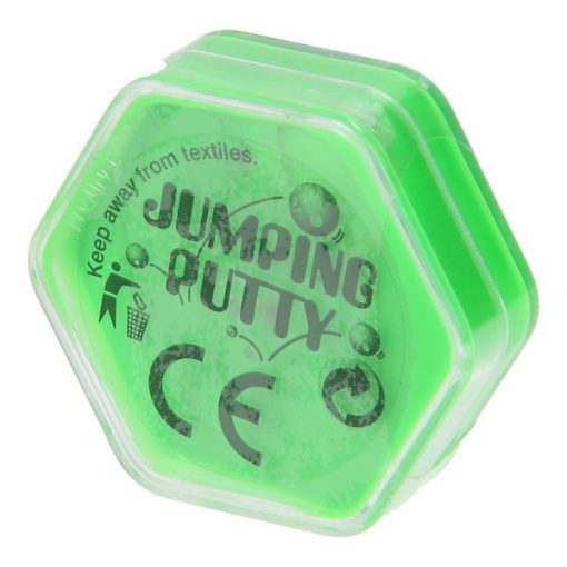 stuiter putty groen
