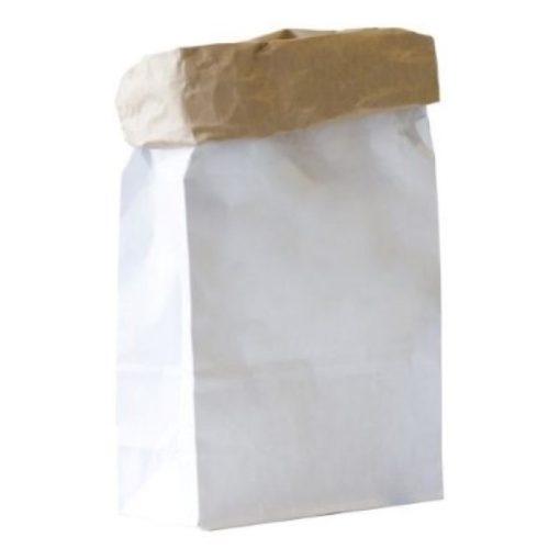 paperbag maat XS, paperbag maat L, paperbag blanco
