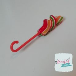 lollipopz twistzzz, lolly rood