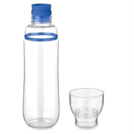 drinkfles blauw, drinkfles met naam
