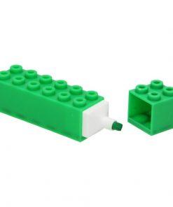 markeerstift bouwsteen groen