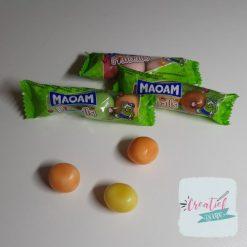 Maoam pinballs, kauwbonbons, snoep traktatie