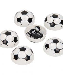 voetbal pull back, voetbal met wieltjes, pull back voetbal, voetbal tratkatie