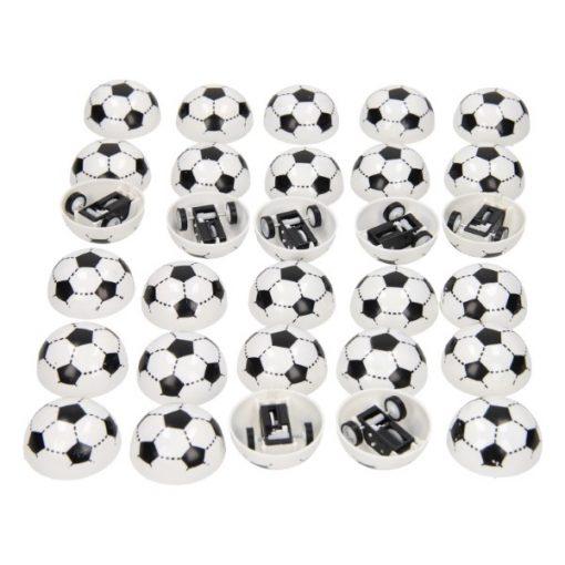 pull back voetbal, voetbal traktatie, sport traktatie, voetbal uitdeelkadootjes