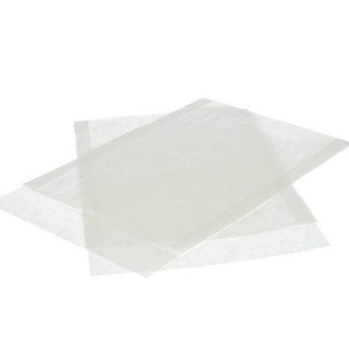 pergamijn zakje, papieren zakje wit. loonzakje wit