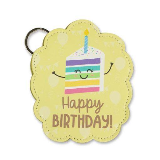 portemonnee happy birthday, portemonnee verjaardag