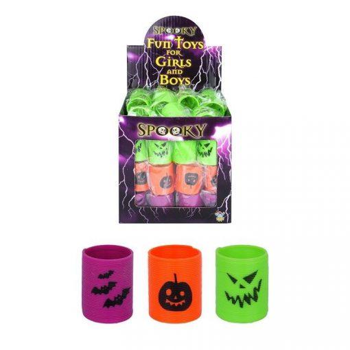 halloween mini traploper, halloween traktatie, halloween trapveer, uitdeelkadootjes halloween