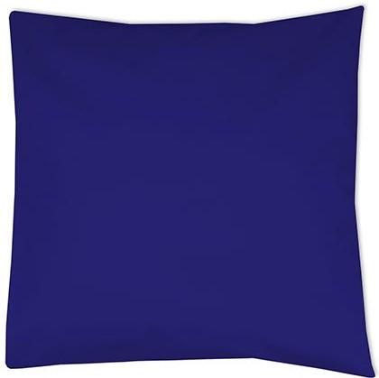 kussenhoes koningsblauw, kussenhoes royalblue, kussenhoes 40x40 cm