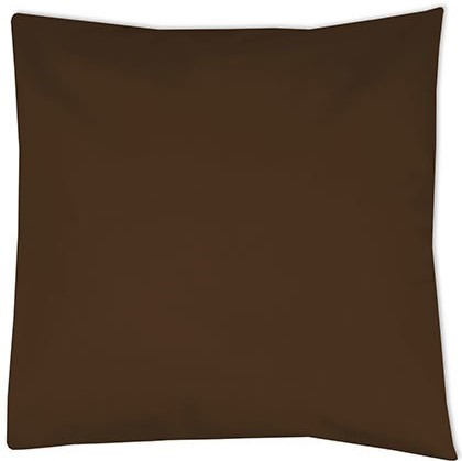kussenhoes bruin, kussenhoes 40x40 cm